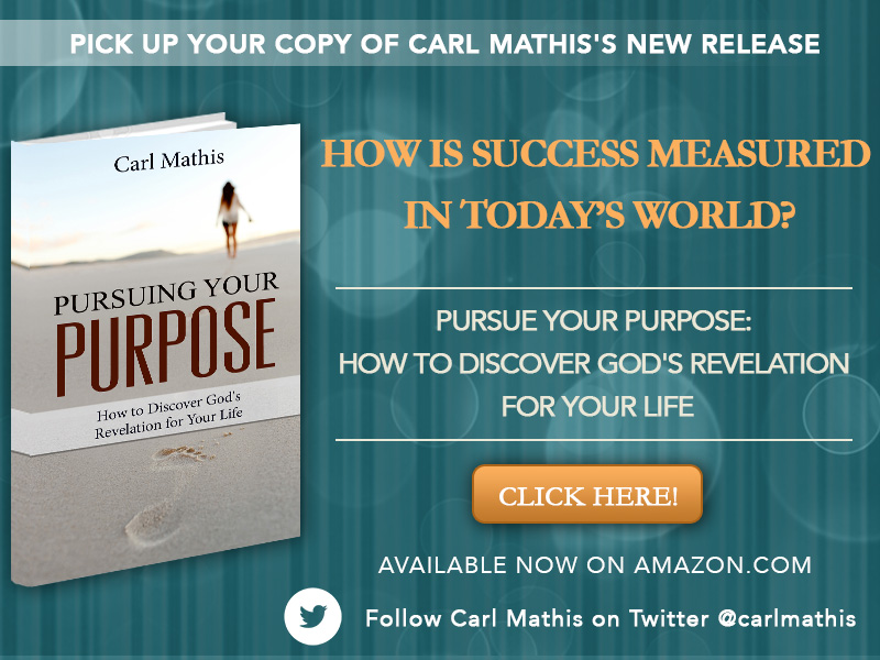Pursuing Your Purpose